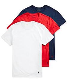Men's 3-Pk. Classic-Fit Cotton Undershirts