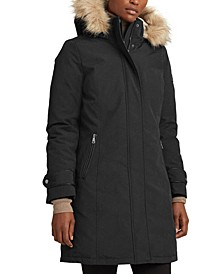 Hooded Expedition Down Coat