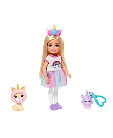 Club Chelsea™ Doll and Playset