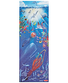 Melissa and Doug Kids Puzzle, Under the Sea 100-Piece Floor Puzzle