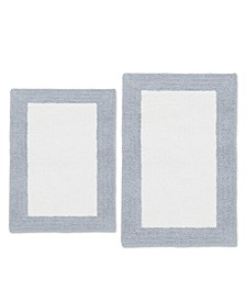 Pure Serenity Bath Rug, Set of 2