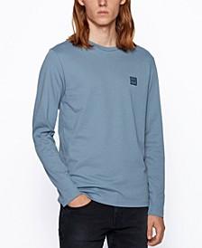BOSS Men's Tacks Long-Sleeved T-Shirt