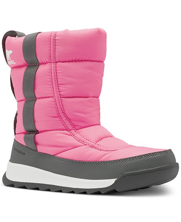 Sorel Little Kids Whitney II Puffy Mid Boots