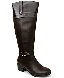 Vickyy Riding Boots, Created for Macy's