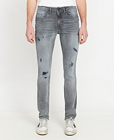 Max-X Men's Skinny Denim Jeans
