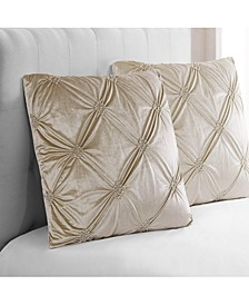 Anna European Pillow Set of 2