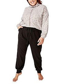Women's Curve Super Soft Slim Fit Sweatpants
