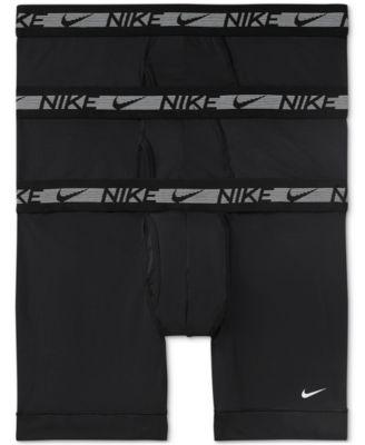 나이키 맨 언더웨어 속옷 3팩 박서 사각 브리프 팬티 Nike Mens 3-Pack Flex Micro Boxer Briefs