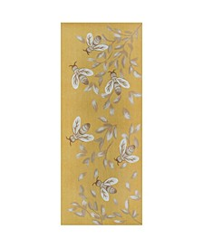"""Liora Manne Illusions Bees 1'11"""" x 4'11"""" Runner Rug"""