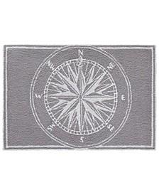 Frontporch Compass Rug