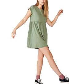 Tina Baby Doll T-shirt Dress