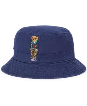 Polo Ralph Lauren Men's Polo Bear Chino Bucket Hat