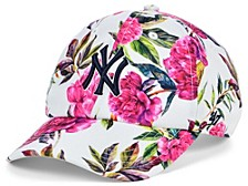 New York Yankees Girls Peony Clean Up Cap