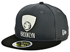 Brooklyn Nets Color Fade 59FIFTY Cap
