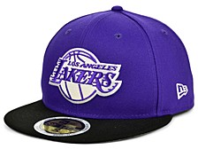 Los Angeles Lakers Color Fade 59FIFTY Cap