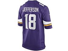 Minnesota Vikings Justin Jefferson Men's Game Jersey