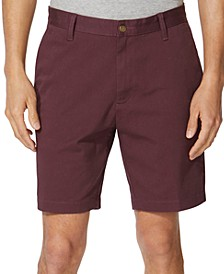"Men's Classic-Fit Stretch 8-1/2"" Deck Shorts"