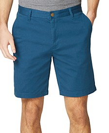 "Men's Classic-Fit Stretch 8-1/2"" Deck Shorts"