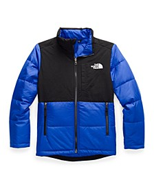 Big and Little Boys and Girls Balanced Rock Insulated Jacket