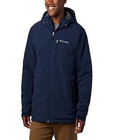 Men's Big and Tall Gate Racer Softshell Coat
