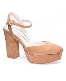 Women's Nadia Platform Pumps sandal