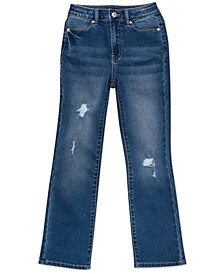 Big Girls High Rise Flare Jeans
