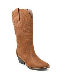 Women's Tammy Tall Western Boots