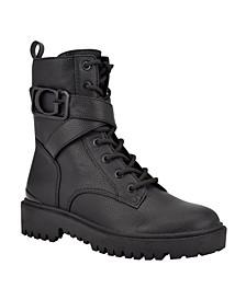 Orana Combat Women's Boots