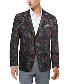 Men's Mutli Floral Sportcoat