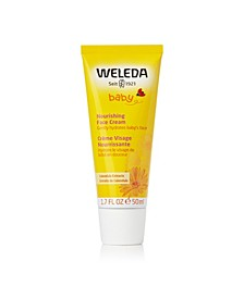 Nourishing Baby Face Cream with Calendula Extracts, 1.7 oz