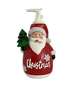 Santa Bird Lotion Pump
