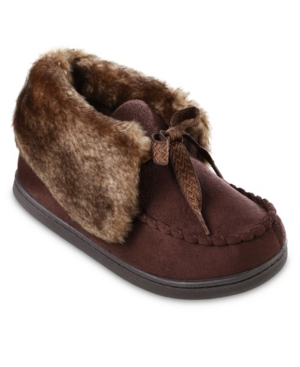 Women's Nelly Moccasin Bootie Slippers