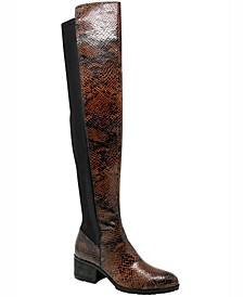 Women's Reason Over-the-Knee Boots