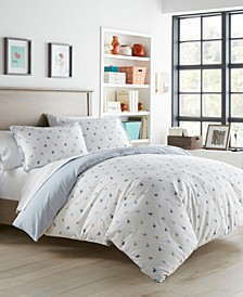 Llamas Full/Queen Duvet Cover Set