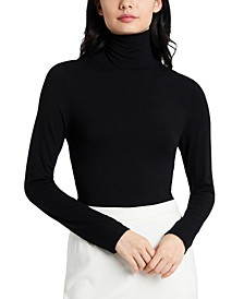 Sienna Turtleneck Top, Created For Macy's