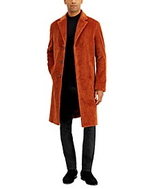 INC Avery Corduroy Topcoat, Created for Macy's