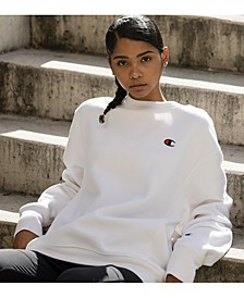 Women's Embroidered Logo Sweatshirt
