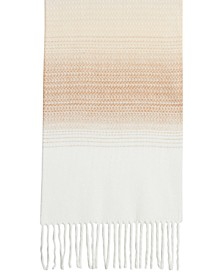 Mid Weight Blended Ombré Muffler Scarf