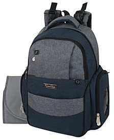 Fast Finder Denim Backpack