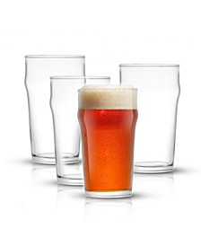 Grant Beer Glasses, Set of 4