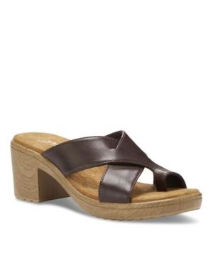 Liza Heeled Women's Thong Sandal Women's Shoes