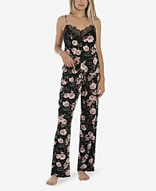 Women's Nala Printed Floral Cami Pajama Set