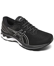 Men's Gel-Kayano 27 Wide Width Running Sneakers from Finish Line