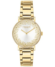 Women's Perry Gold-Tone Bracelet Watch 28mm