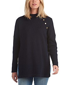 Pearson Cape Turtleneck Sweater