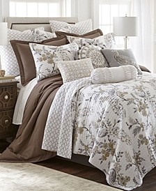 Pisa Quilt Set, Full/Queen
