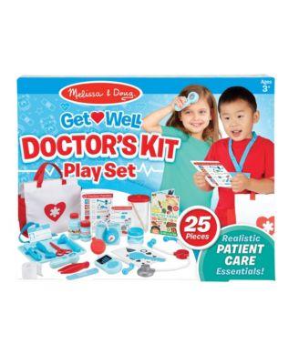 Melissa and Doug Get Well Doctor's Kit Play Set