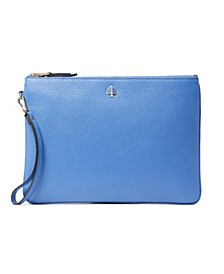 Polly Large Pouch Wristlet