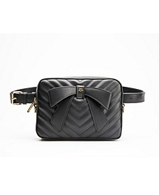 Gunas Chloe Vegan Convertible Belt Bag