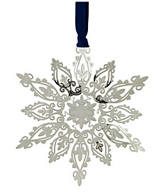 Wondrous Snowflake Ornament